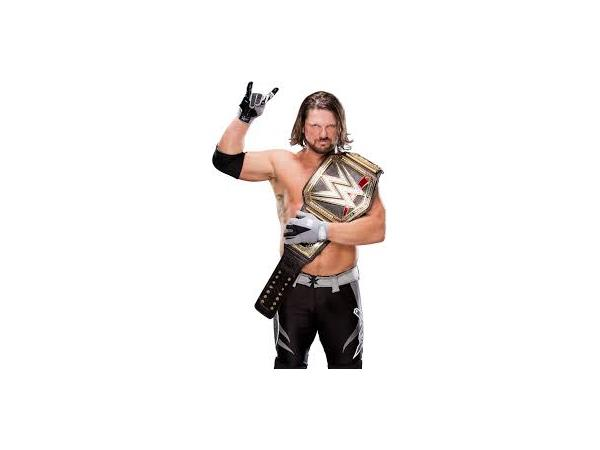MVP! WWE Champion AJ STYLES Interview on MVP Wrestlers Uncensored