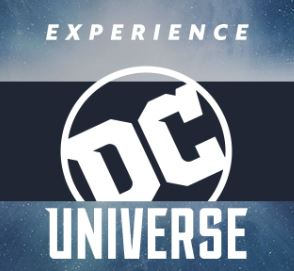 DC Universe Landing at SDCC