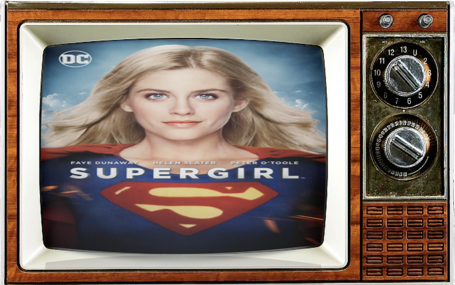 SMC Episode 78: Supergirl VS The Glass Ceiling – The Overdue Female Superheros W/ Helen Slater