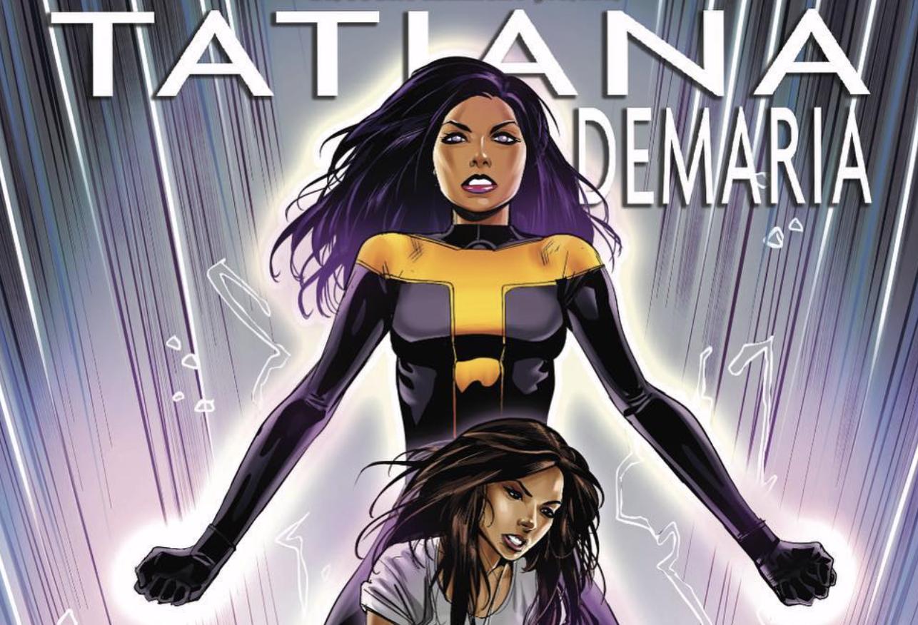Rock 'n' Roll Superhero Tatiana DeMaria & Marvel's Agents of S.H.I.E.L.D's Craig Titley Headline at SDCC 19!