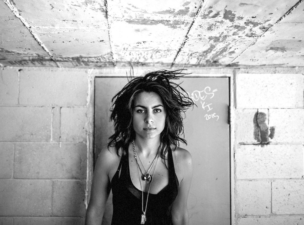 Rock 'n' Roll Superhero Tatiana DeMaria & Marvel's Agents of